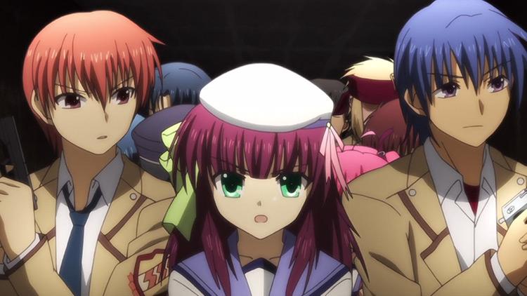Angel Beats! anime