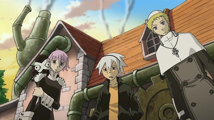 Soul Eater anime screenshot