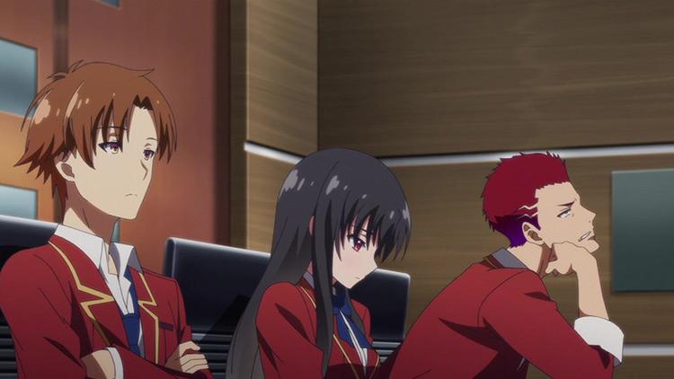 Classroom of the Elite anime