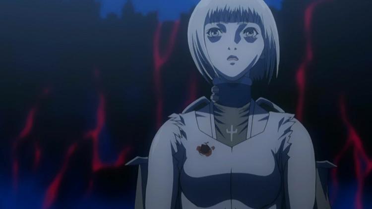 Claymore anime screenshot
