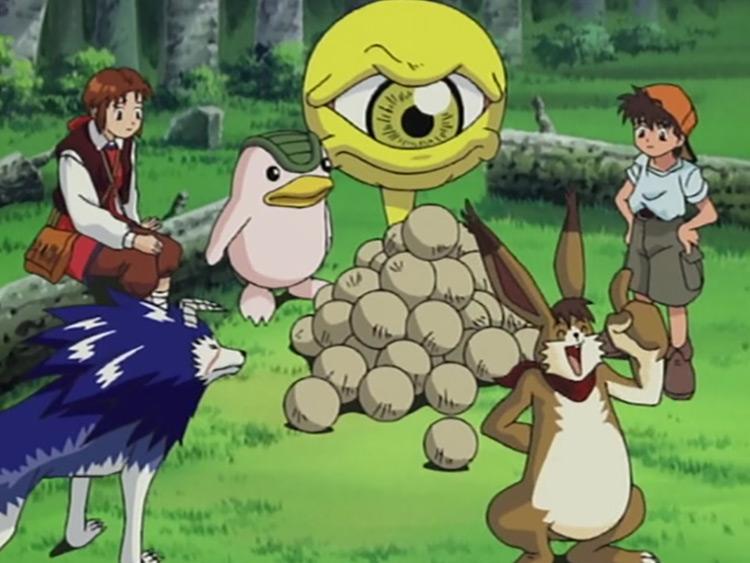 Monster Rancher anime