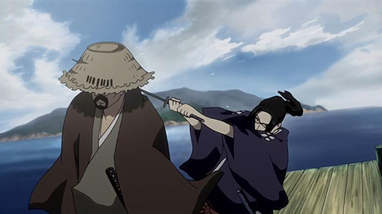 Samurai Champloo screenshot