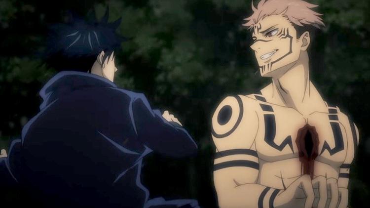Jujutsu Kaisen screenshot
