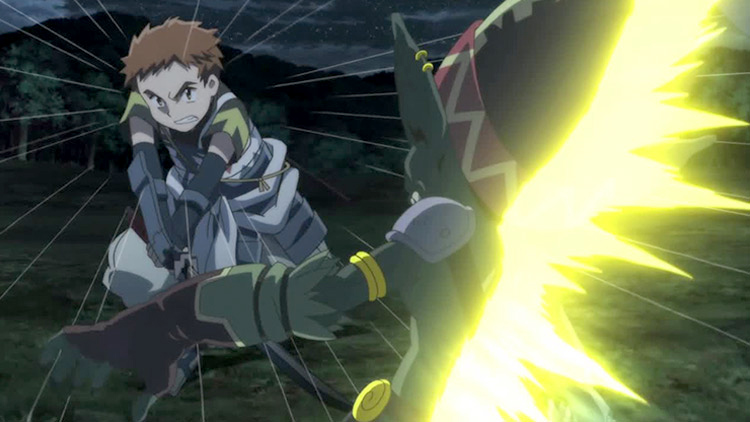 Anime de Log Horizon
