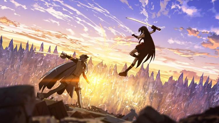 Akame ga Kill! anime screenshot