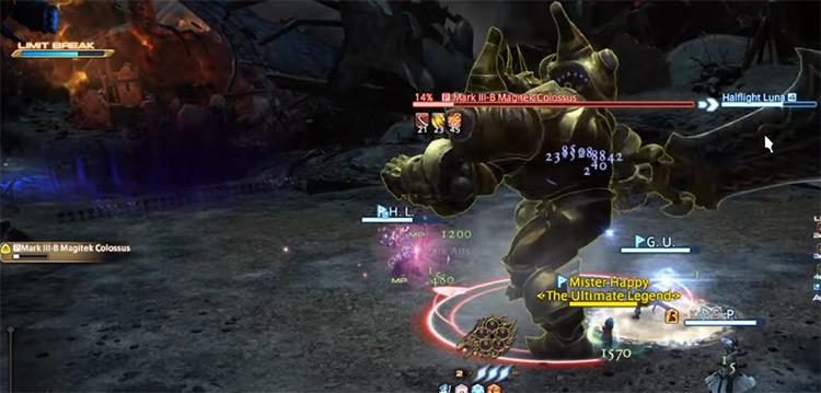 The Ghimlyt Dark FFXIV Dungeon