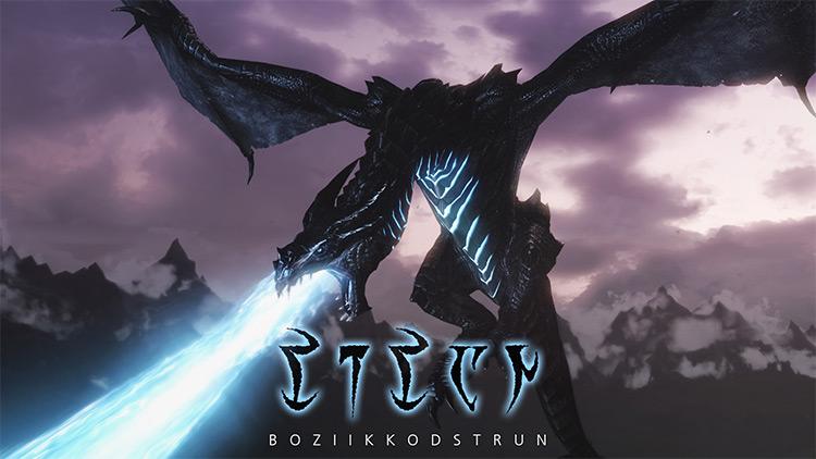Coldharbour Resummoned Mod Screenshot - Skyrim