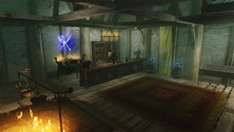Calling of the Conjurer Mod - Skyrim