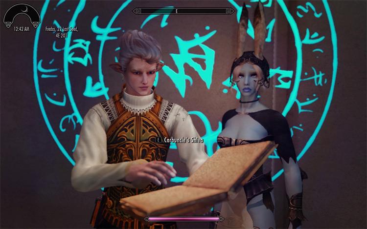 Balthier Final Fantasy Skyrim Modpack - Preview