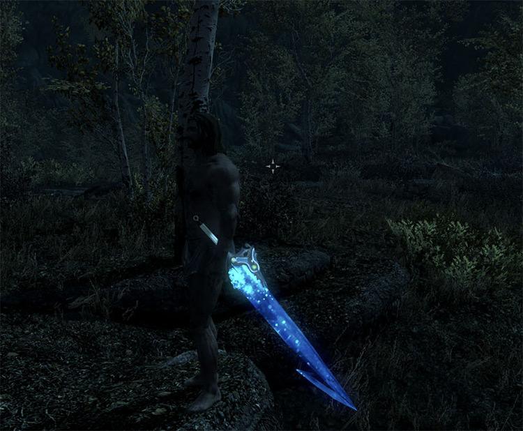 FFX Brotherhood Sword Mod for Skyrim