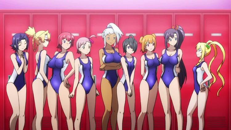 Maken-Ki! anime