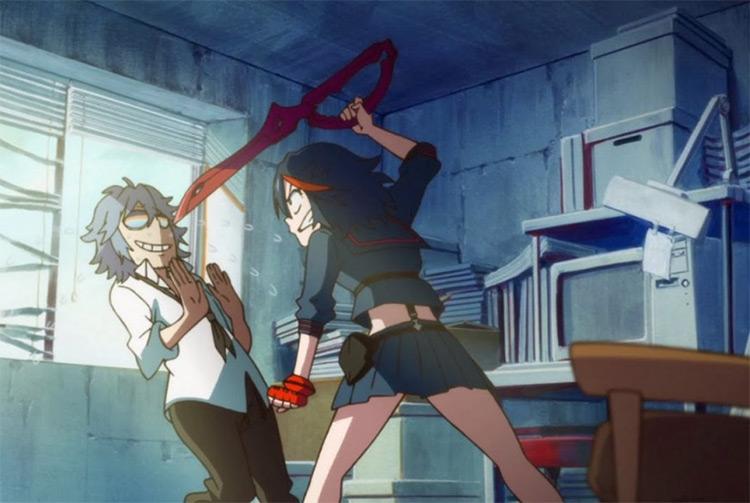 Kill la Kill screenshot