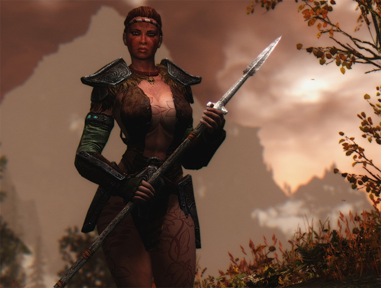 Immersive Weapons Mod Preview for Skyrim