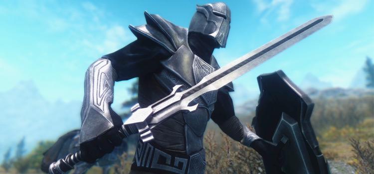 Akatosh Gifts Heavy Armor Mod - Skyrim Screenshot