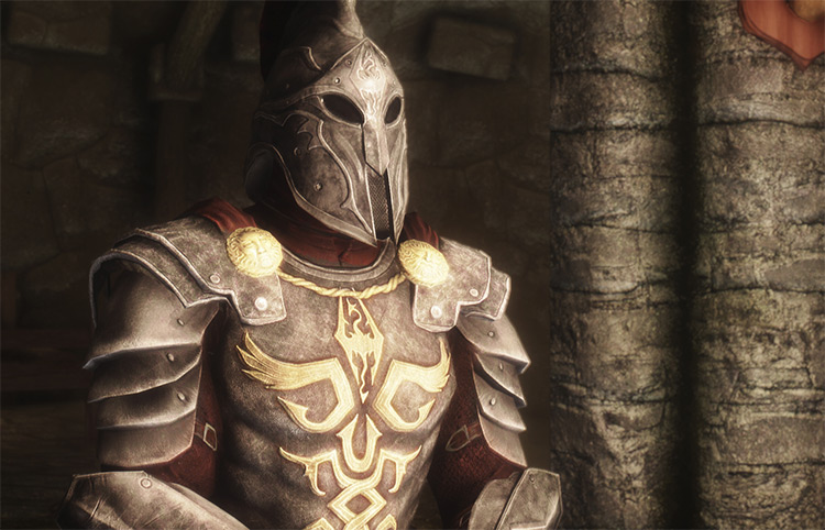Immersive Armors Imperial Preview for Skyrim