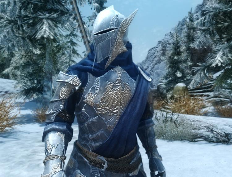 Resplendent Armor SE Mod for Skyrim