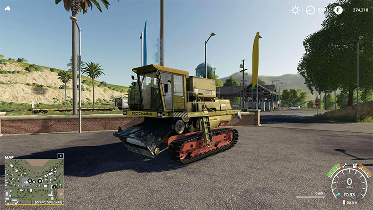 Don 1500B KP Mod for FS19