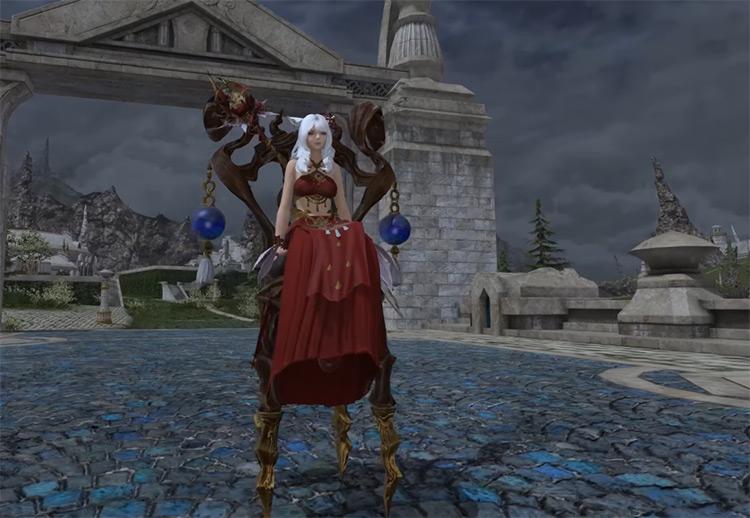 Archon Throne in FFXIV
