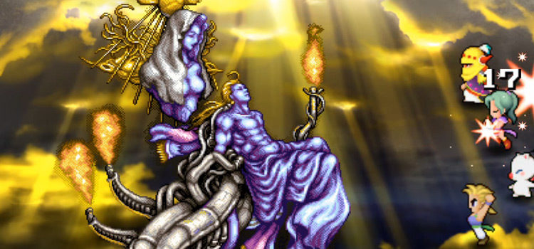 Best Relic Combos in Final Fantasy VI (Ranked)