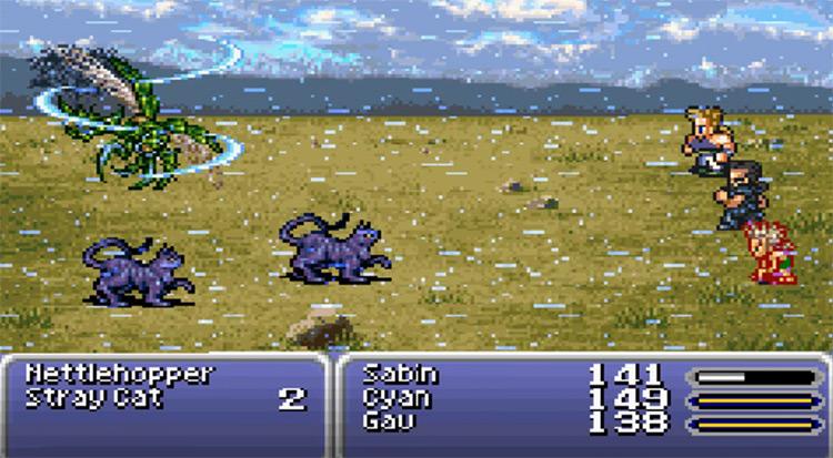Io in Final Fantasy VI