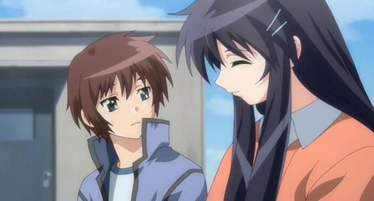 Looking Up At The Half-Moon anime screenshot