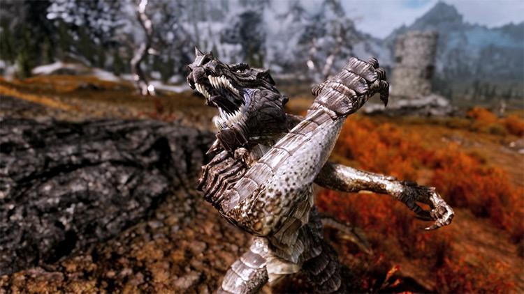 Wrath of Nature - Champion of Kynareth mod