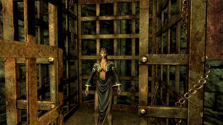 Royal Bloodline mod for Skyrim