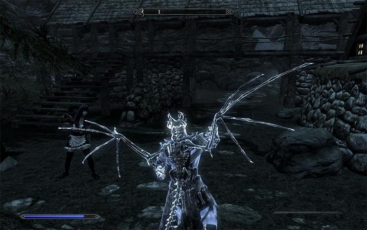 Dragon Lord Transformation mod