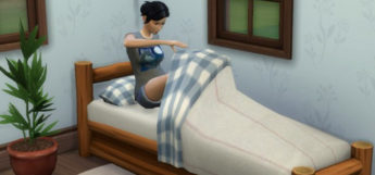 The Sims 4: Single Bed CC Designs To Download