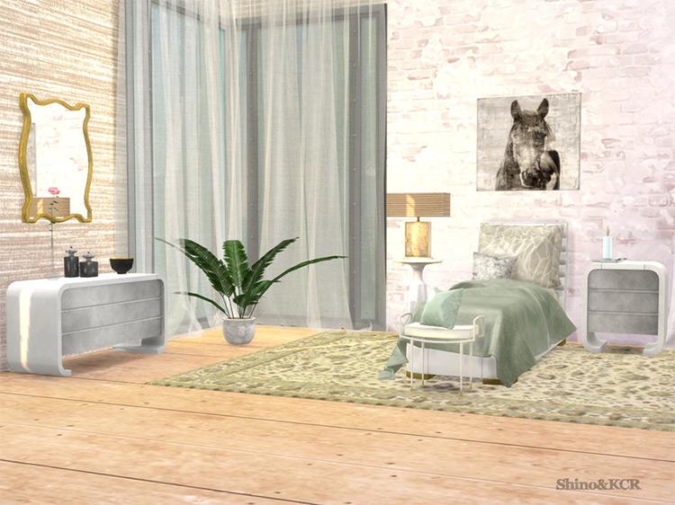 Bedroom Baker for Sims 4