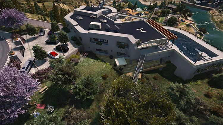 Galileo mansion mod gta5