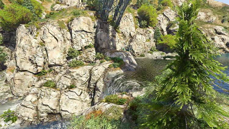 GTA Realism mod for GTA5