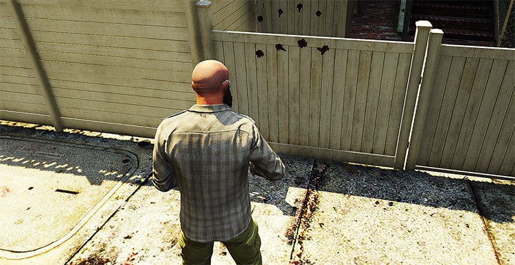 Rippler's Realism mod for GTA 5