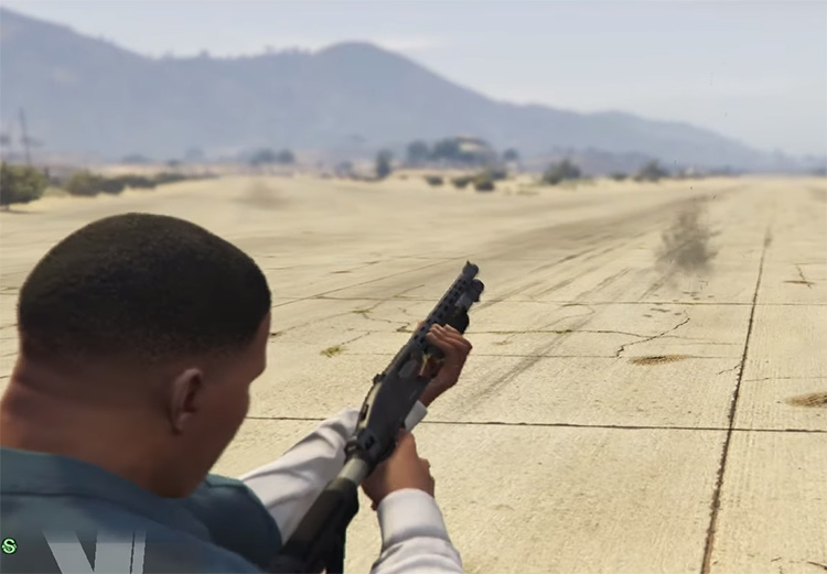 Gun Sounds Overhaul GTA5 mod