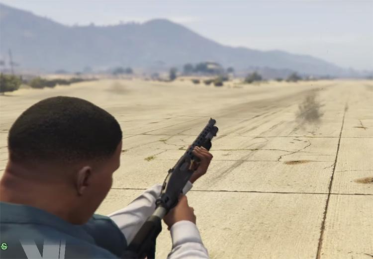 Gun Sounds Overhaul GTA5 mod