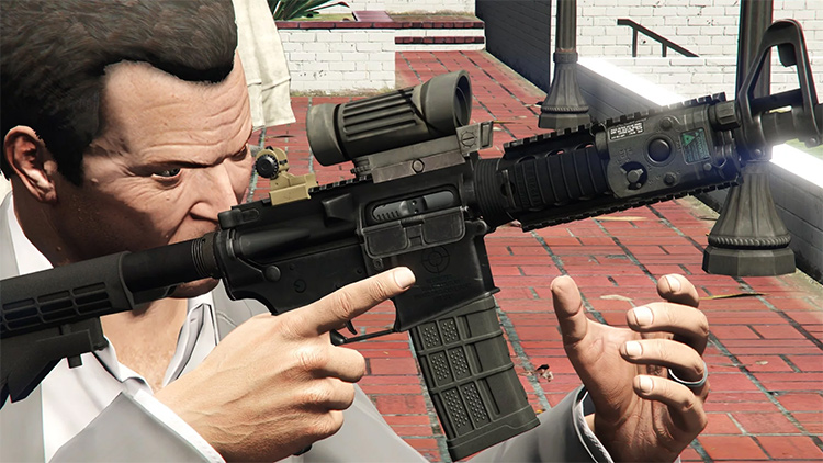 Weapon Attachments Pack GTA5