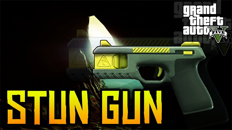 Better Stun Gun GTA 5