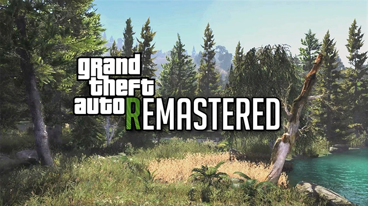 GTA V Remastered mod