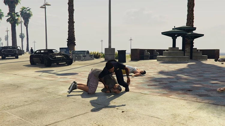 Euphoria Ragdoll Overhaul GTA5