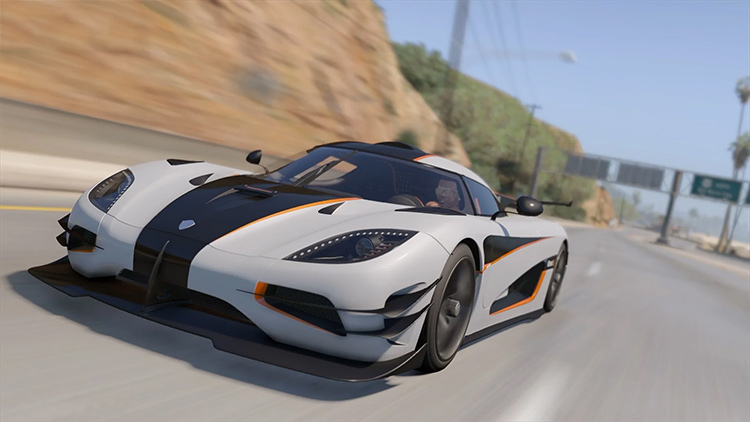 2015 Koenigsegg Agera GTA5 mod