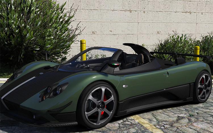 Real Wheels Pack gta5 mod