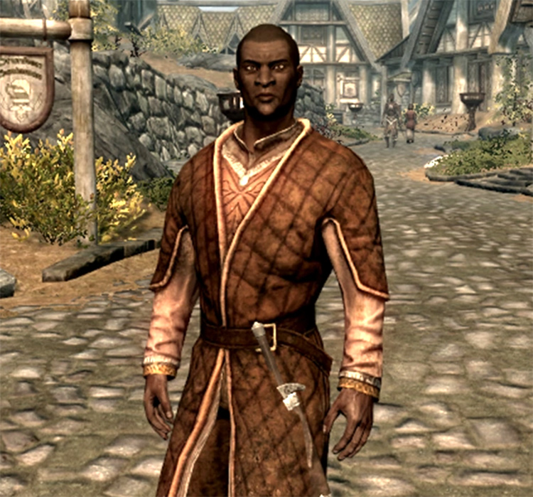Nazeem in Skyrim