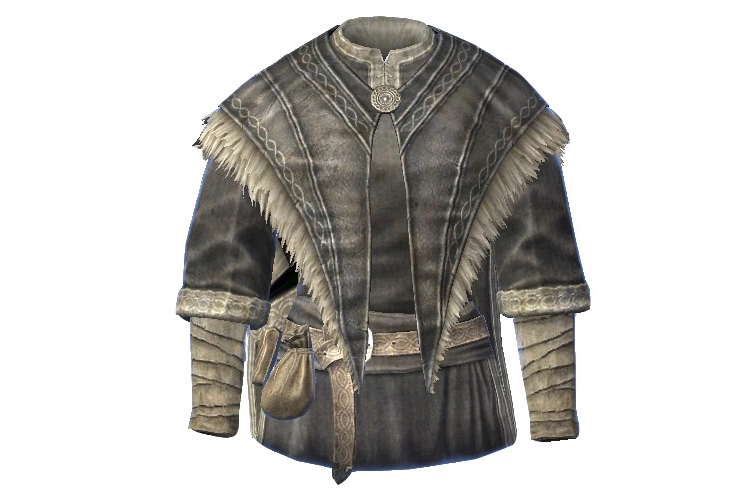 Archmage robes Skyrim