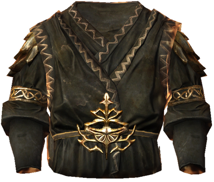 Miraaks Robes in Skyrim