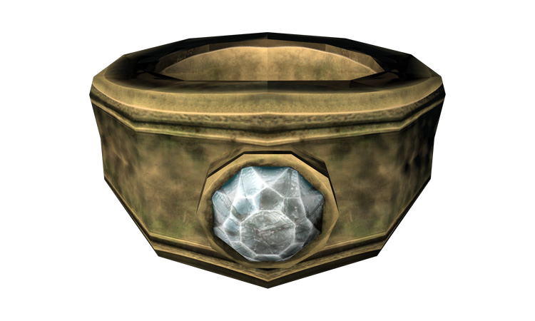 Ahzidal's Ring of Arcana Skyrim