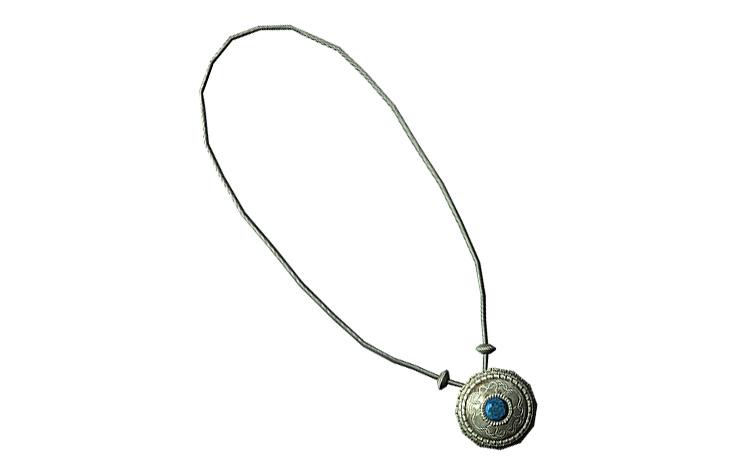 Savos Aaren's Amulet Skyrim