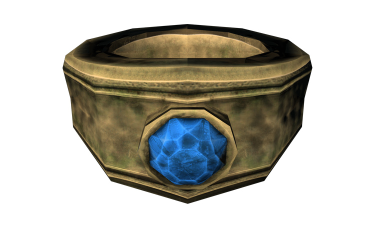 Ahzidals ring Necromancy in Skyrim