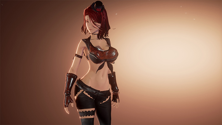 Playable Cocos Outfit mod