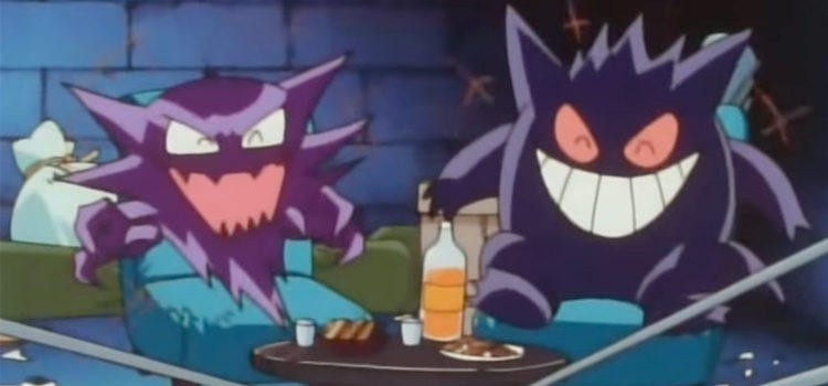 20 Best Ghost-Type Pokémon For Ghoulish Fun (Ranked)