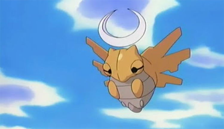 Shedinja screenshot from the anime